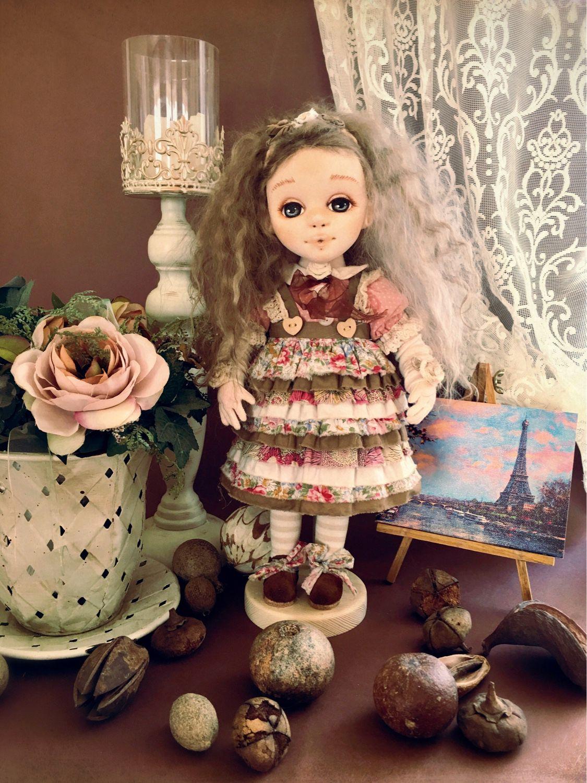 Eloise. Textile doll, Dolls, Taganrog,  Фото №1