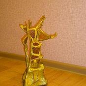 """Скульптуры ручной работы. Ярмарка Мастеров - ручная работа Скульптуры: """"Измеритель солнечного спектра"""". Handmade."""