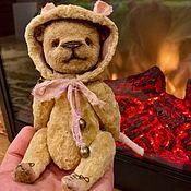 Мишки Тедди ручной работы. Ярмарка Мастеров - ручная работа Мишка-мышка. Handmade.