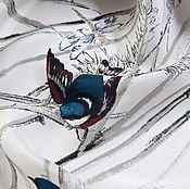 Ткани ручной работы. Ярмарка Мастеров - ручная работа Вискоза (Dolce&Gabbana, Италия). Handmade.