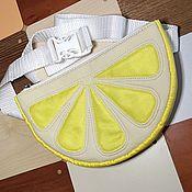 Сумки и аксессуары handmade. Livemaster - original item Waist bag