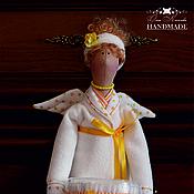 """Куклы и игрушки ручной работы. Ярмарка Мастеров - ручная работа Тильда Ангелы - """"Банная Фея"""". Handmade."""