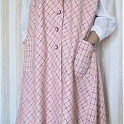 Одежда handmade. Livemaster - original item Vest-coat from Chanel fabric. Handmade.
