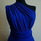 Одежда ручной работы. Ярмарка Мастеров - ручная работа Платье-трансформер. Handmade.
