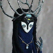 Куклы и игрушки ручной работы. Ярмарка Мастеров - ручная работа Jomei.Космический. Сказочное существо. Handmade.