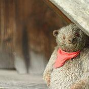 """Мягкие игрушки ручной работы. Ярмарка Мастеров - ручная работа Медведь """"Летний"""". Handmade."""