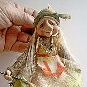Куклы и игрушки ручной работы. Ярмарка Мастеров - ручная работа куколки Ягушки-подруЖки (ПОДВЕСОЧКИ). Handmade.
