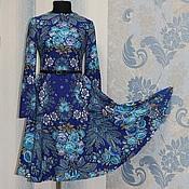 Одежда handmade. Livemaster - original item Dress shawls