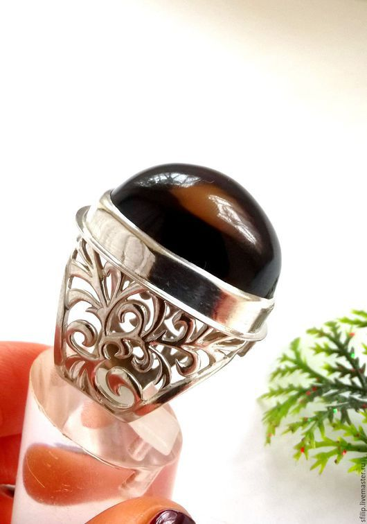 """Кольца ручной работы. Ярмарка Мастеров - ручная работа. Купить Кольцо""""Медора""""- раухтопаз,серебро 925. Handmade. Коричневый, раух, sunsvet"""