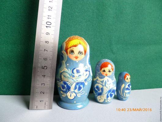 Винтажные куклы и игрушки. Ярмарка Мастеров - ручная работа. Купить Матрешки. Handmade. Комбинированный, сувенир
