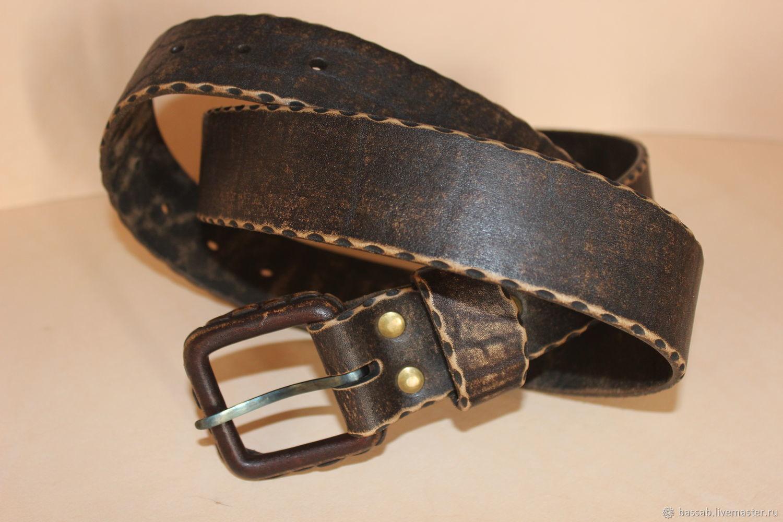 Производство кожаных ремней на дому видео купить кожаный мужской ремень ростов на дону