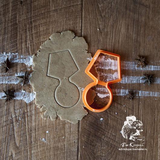 Кухня ручной работы. Ярмарка Мастеров - ручная работа. Купить Медаль - №067 вырубка для печенья и пряников. Handmade. Форма для вырубки