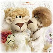 Свадебные львы