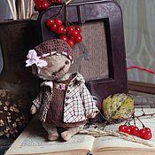 Куклы и игрушки ручной работы. Ярмарка Мастеров - ручная работа Люся. Handmade.