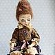 Коллекционные куклы ручной работы. Кукла Иветта. Маргушева Ирина (miren). Ярмарка Мастеров. Винтаж, кукла ручной работы