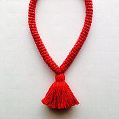 Для домашних животных, handmade. Livemaster - original item Classical amulet for a dog 35 cm. Handmade.