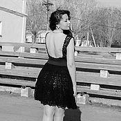 Одежда ручной работы. Ярмарка Мастеров - ручная работа Платье Звездная ночь. Handmade.