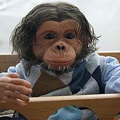 Куклы и игрушки ручной работы. Ярмарка Мастеров - ручная работа обезьяна реборн. Handmade.