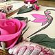 Интерьерные композиции ручной работы. Интерьерная композиция (рисунок+цветы).. Flor-ina handmade (Ирина). Интернет-магазин Ярмарка Мастеров. рисунок