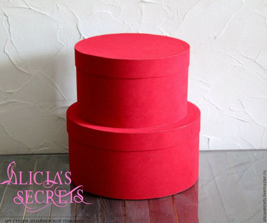 Упаковка ручной работы. Ярмарка Мастеров - ручная работа. Купить Круглые и шляпные коробки. Handmade. Шляпная коробка, короб, коробочка