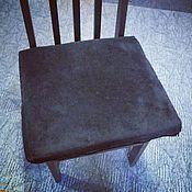 Подушки ручной работы. Ярмарка Мастеров - ручная работа Подушка-сидушка на кресло. Handmade.