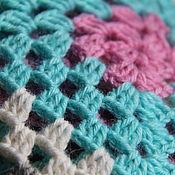 Для дома и интерьера handmade. Livemaster - original item The Blanket Of Friendship. Handmade.
