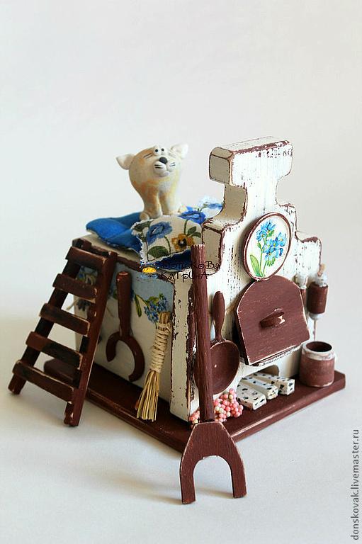 Коллекция авторских работ печки-лавочки на Ярмарке Мастеров