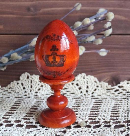 """Подарки на Пасху ручной работы. Ярмарка Мастеров - ручная работа. Купить Яйцо пасхальное """" Корона"""". Handmade. Яйцо"""