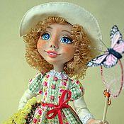 Куклы и игрушки ручной работы. Ярмарка Мастеров - ручная работа Вот оно какое, наше лето.... Handmade.
