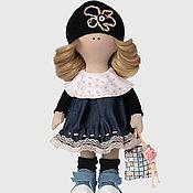 Материалы для творчества handmade. Livemaster - original item Greta doll sewing kit. Handmade.