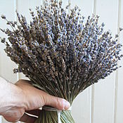 Цветы и флористика handmade. Livemaster - original item Mega big bouquet of lavender. Handmade.