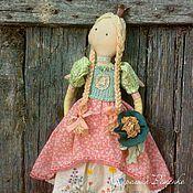 Куклы и игрушки ручной работы. Ярмарка Мастеров - ручная работа Летняя принцесса. Handmade.