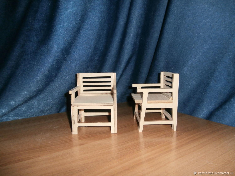 doll chair, Doll furniture, Belgorod,  Фото №1