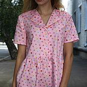 """Одежда ручной работы. Ярмарка Мастеров - ручная работа платье """"Ягодное"""". Handmade."""