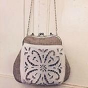 Valise handmade. Livemaster - original item A copy of the work Handbag
