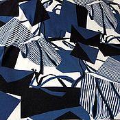 Ткани ручной работы. Ярмарка Мастеров - ручная работа Хлопок с шелком (Alta moda), Италия. Handmade.