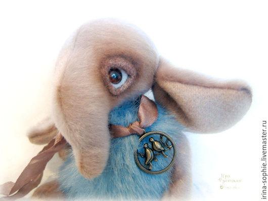 Мишки Тедди ручной работы. Ярмарка Мастеров - ручная работа. Купить Слоняша Няшная. Тедди слоник. Авторская игрушка ручной работы. Handmade.