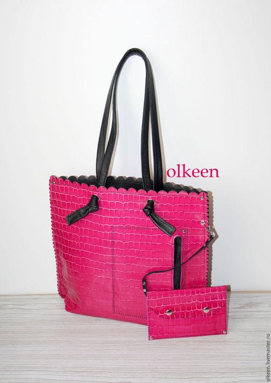 Женские сумки ручной работы. Ярмарка Мастеров - ручная работа. Купить Wave сумка-шопер. Handmade. Тёмно-синий