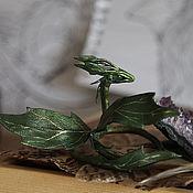 Куклы и игрушки ручной работы. Ярмарка Мастеров - ручная работа Дракон - Дух весенней листвы. Handmade.