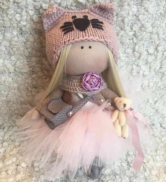 Коллекционные куклы ручной работы. Ярмарка Мастеров - ручная работа. Купить Интерьерная кукла. Handmade. Интерьер, кукла ручной работы