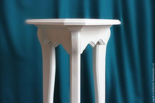 Мебель ручной работы. Ярмарка Мастеров - ручная работа. Купить подставка3. Handmade. Белый, класический стиль, для украшений