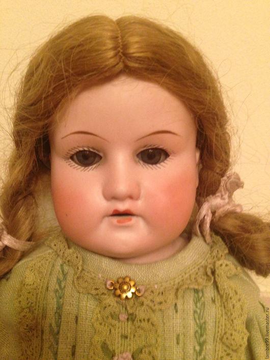 кукла антикварная, E&S