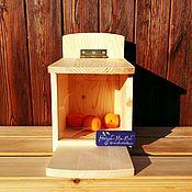 Для дома и интерьера handmade. Livemaster - original item Feeder for squirrels. Handmade.