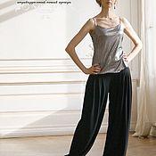 Одежда handmade. Livemaster - original item Pants wide tango. Handmade.