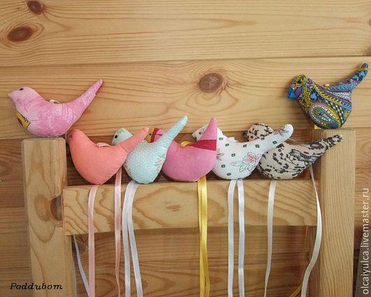 Куклы Тильды ручной работы. Ярмарка Мастеров - ручная работа. Купить Птички в стиле Тильды (в наличии 14 штук). Handmade.