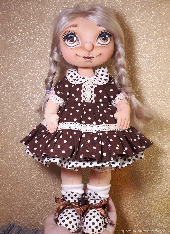 Кукла интерьерная, Куклы и пупсы, Касли,  Фото №1