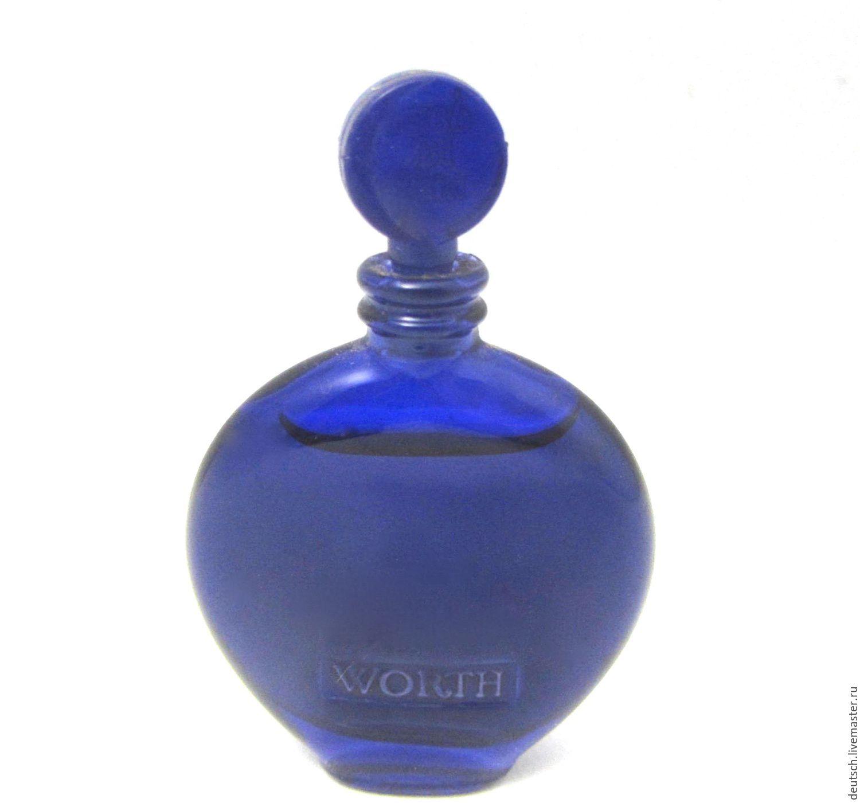 Винтаж: Dans la Nuit Worth 7 ml.едт  винтажный парфюм миниатюра, Винтажные предметы интерьера, Гамбург, Фото №1