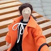Куклы и игрушки ручной работы. Ярмарка Мастеров - ручная работа Карина. Девушка с характером!. Handmade.