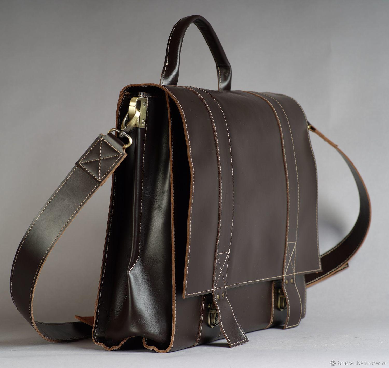laptop bag, Men\'s bag, St. Petersburg,  Фото №1