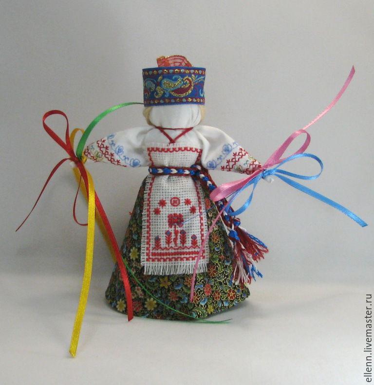 """Обереги, талисманы, амулеты ручной работы. Ярмарка Мастеров - ручная работа. Купить Кукла-оберег """"Желанница"""". Handmade. Кукла-оберег"""